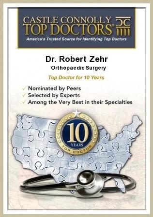 Revision Hip Replacement - Zehr Center Orthopaedics